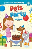 Pets at the Party, Gwendolyn Hooks, 1434227960