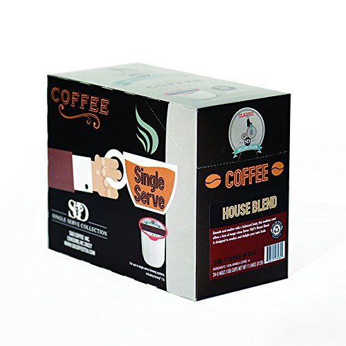 S&D Single Serve House Blend Coffee (24CT)