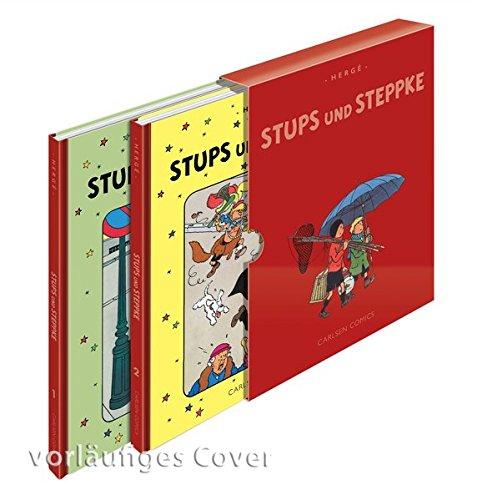 Stups und Steppke, Band 1 und 2 im Schuber