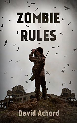 book cover of Zombie Rules