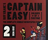 Captain Easy, Soldier of Fortune Vol. 2: The Complete Sunday Newspaper Strips
