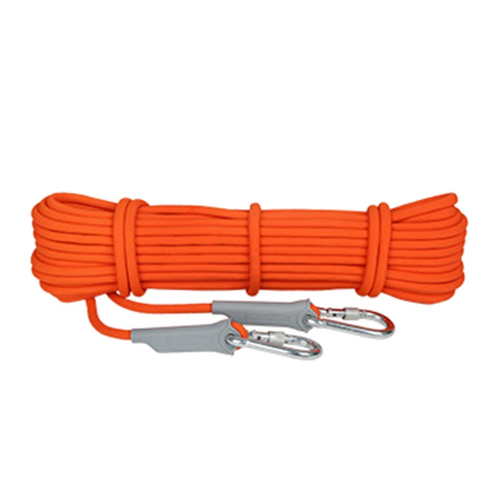 Diameter 8mm Escalade Corde Corde d'escalade - en polypropylène de qualité supérieure - Corde Robuste, idéale pour l'escalade dans Les Arbres et Les Escalades 20m