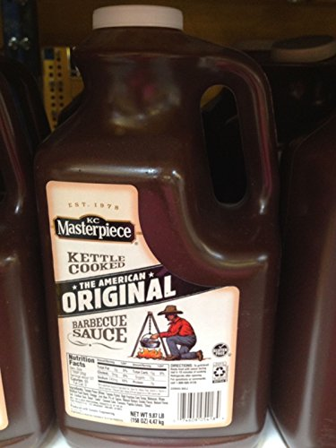 KC Masterpiece Original Barbecue Sauce 158 oz