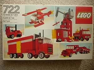 Lego Universal Building Set 722 - Vintage