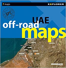 Amazon.in: Buy Uae Off-Road Maps (Explorer Map) Book Online at Low ...