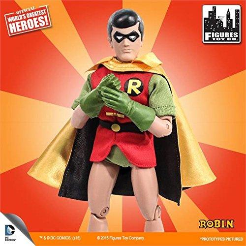 Robin Super Friends Retro 8 Inch Action Figures Series 1
