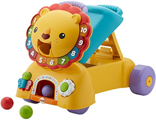 Developmental Toddler Baby Toy Fisher Price 3in1 Sit Stride
