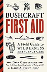 From wilderness expert Dave Canterbury and outdoor survival instructor Jason Hunt comes the next installment in the New York Times bestselling Bushcraft series—a go-to first aid resource for anyone headed into the woods.Out in the woods or on...
