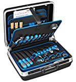 EasyABS Tool Case, 22 Tool Pockets Plus Divided Storage