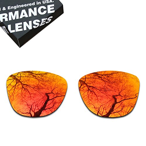 ToughAsNails Polarized Lens Replacement for Oakley Frogskins Sunglass - More - Lenses Polarized Frogskin Replacement Oakley