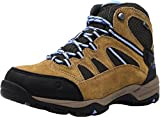 Hi-Tec Women's Bandera Mid II Waterproof Hiking Boot, Honey/Taupe/Cornflower, 10 M US