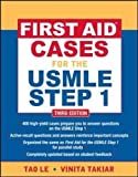 img - for First Aid Cases for the USMLE Step 1, Third Edition (First Aid USMLE) book / textbook / text book