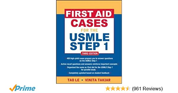First aid cases for the usmle step 1 third edition first aid usmle first aid cases for the usmle step 1 third edition first aid usmle 9780071743976 medicine health science books amazon fandeluxe Choice Image