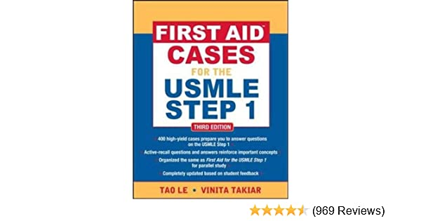 First aid cases for the usmle step 1 third edition first aid usmle first aid cases for the usmle step 1 third edition first aid usmle 9780071743976 medicine health science books amazon fandeluxe Image collections