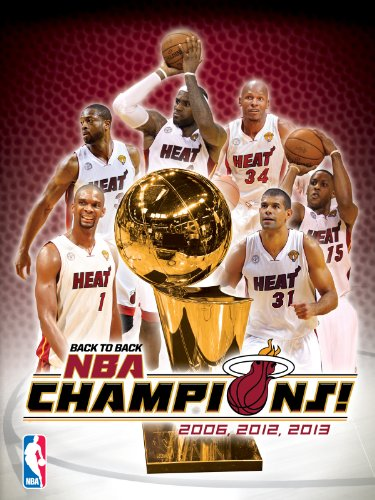Miami Heat Championship - 2013 NBA Champions: Miami Heat