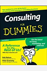 Consulting For Dummies Kindle Edition