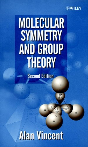 Molecular Symmetry and Group Theory : A Programmed Introduction to Chemical Applications, 2nd Edition