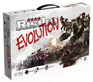 Heidelberger Spieleverlag 35596100 - Risiko Evolution