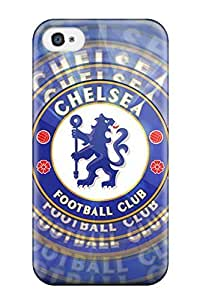 Hard Case Cover Compatible For Iphone 4/4s/ Hot Case/ Chelsea European Champions