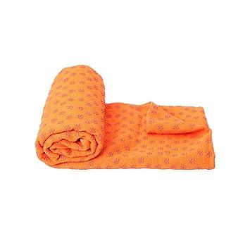 183 x 63 cm Antideslizante Yoga Mat Cover Toalla ...