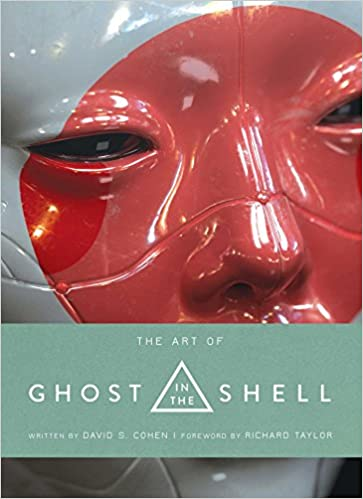 The Art Of Ghost In The Shell por Richard Taylor