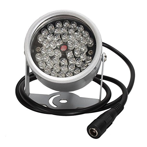 Towallmark Crazy Cart 48-LED CCTV Ir Infrared Night Vision Illuminator