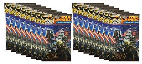 Disneys Star Wars 16 Ct Loot (Star Wars Bags)
