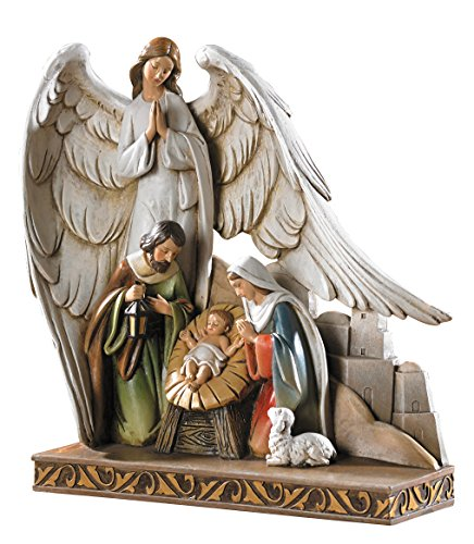 CB Gift TC616 Nativity Angel Figurine, 8