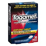 Tagamet Acid Reducer, 200mg, 30-count Tablets, 30 Count