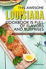 We love some Louisiana style cooking. When you think Cajun, New Orleans, you think mostly: jambalaya, andouille, crawfish and more.  Awesome seafood, awesome casseroles, few desserts, few appetizers, maybe few beverages also.Louisiana is a Fr...