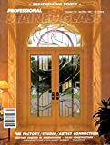 img - for Professional Stained Glass Magazine Number 123 April/May 1994 book / textbook / text book