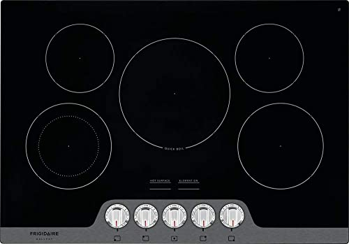 Frigidaire FGEC3068US Stainless Steel Gallery Electric Cooktop