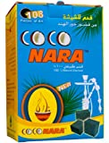 4x Coco Nara Natural Coconut Hookah Charcoal 432 pieces CocoNara
