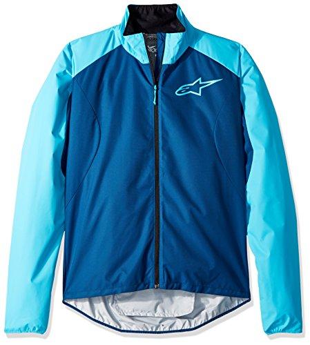 Alpinestars Descender 2 Jacket, Poseidon Bl Atoll, Large