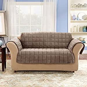 Amazon.com: Sure Fit Deluxe Loveseat Pet Throw: Kitchen & Dining