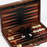 Bello Games Collezioni - Bello Professional Luxury Backgammon Set from Italy 26'