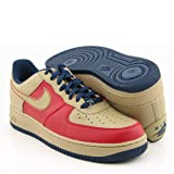 Nike Air Force 1 07 Low CB34 - Charles Barkley Series tweed tweed varsity red Size 10.0 US