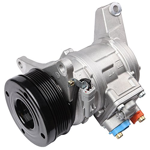 r A/C Compressor Clutches CO 23003C for 1996-2000 Dodge Caravan Plymouth Voyager Grand Voyager Car Air AC Compressors ()