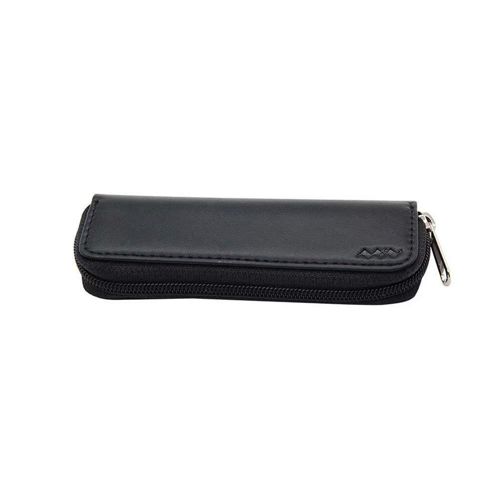 Lifreer Original MINI Almacenamiento de bolsa de herramientas de cuero portá til para soldador elé ctrico con cremallera