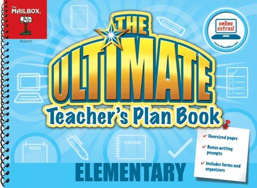 The Ultimate Teacher's Plan Book