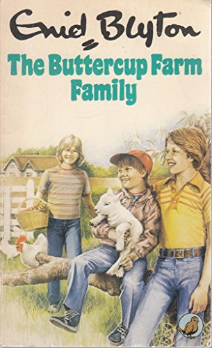 book cover of The Buttercup Farm Family