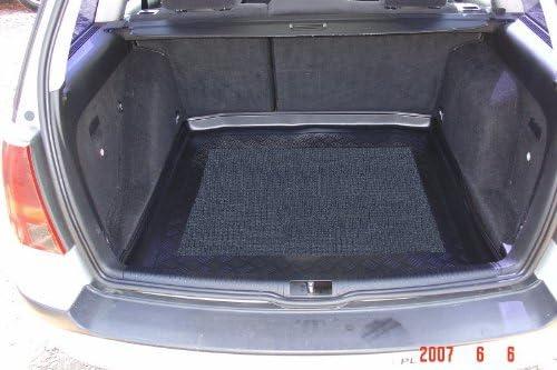 moto-MOLTICO Kofferraumwanne Laderaumwanne Kofferraummatte passend f/ür Opel Signum ab 2003 Kombi