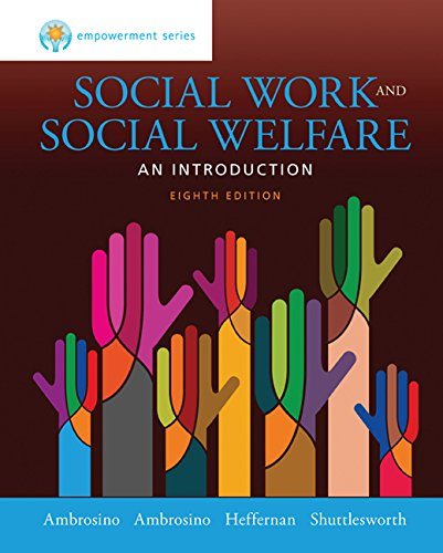 Empowerment Series: Social Work and Social Welfare