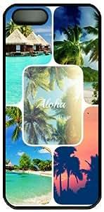Beach Palm Tree Photo Wall Theme Iphone 4 4S Case by icecream design