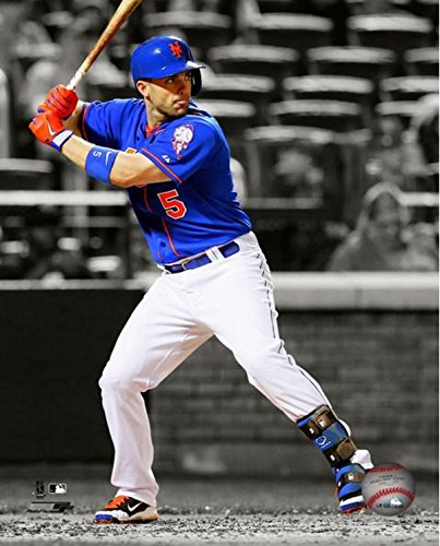 "David Wright New York Mets Spotlight Action Photo (Size: 8"" x 10"")"