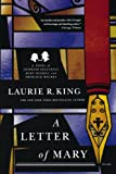 img - for A Letter of Mary: A Novel of Suspense Featuring Mary Russell and Sherlock Holmes (A Mary Russell Mystery) book / textbook / text book