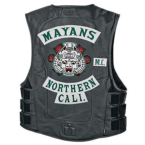 Mayans MC Sons of Anarchy Patch de Coser 100% Igual en los Originaux