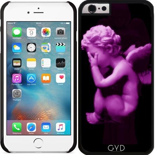 Funda de silicona para Ipod Touch 4 - Pequeño ángel Triste by Lucia Plástico rígido