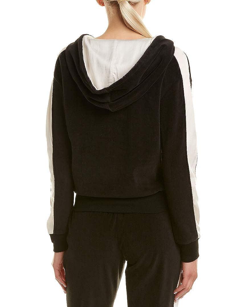 Black YFB Clothing Womens Young Fabulous /& Broke Ribbon Sweatshirt M