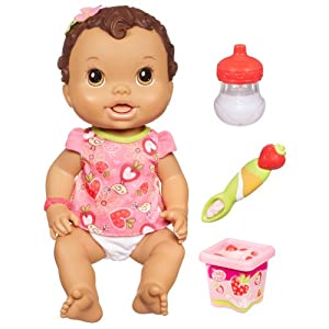 Amazon Com Baby Alive Baby All Gone Brunette Toys Amp Games